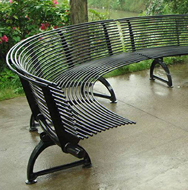 Aero, AEBB, Steel Backed Bench