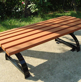 Aero, AEBLB, Steel Backless Bench