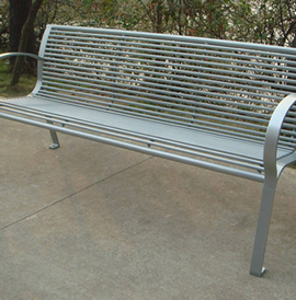 Banico, BCBB, Steel Bench